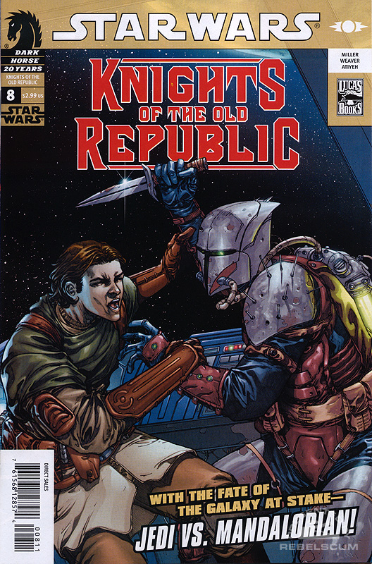 Knights of the Old Republic #8