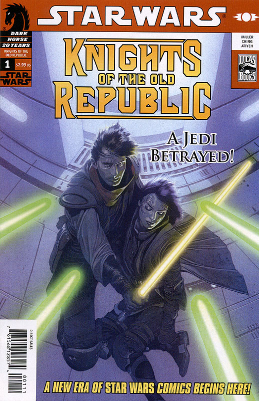 Knights of the Old Republic #1