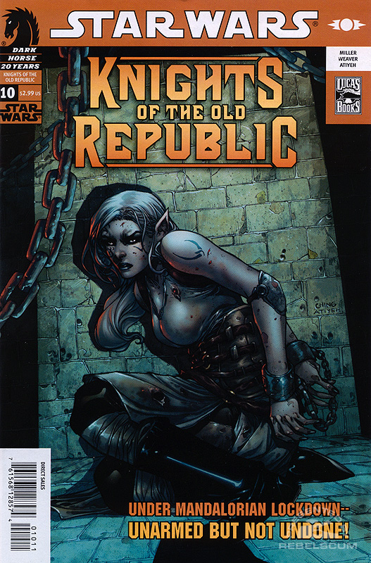 Knights of the Old Republic #10
