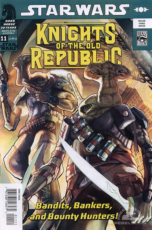 Knights of the Old Republic #11
