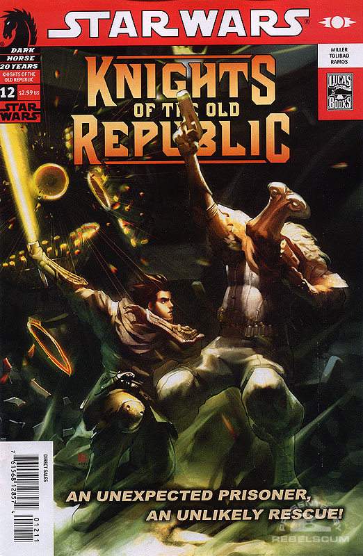 Knights of the Old Republic #12