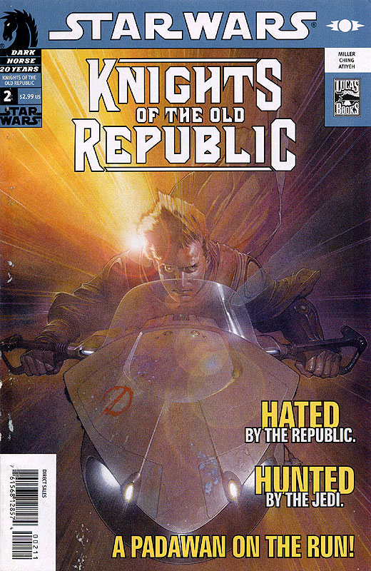 Knights of the Old Republic #2
