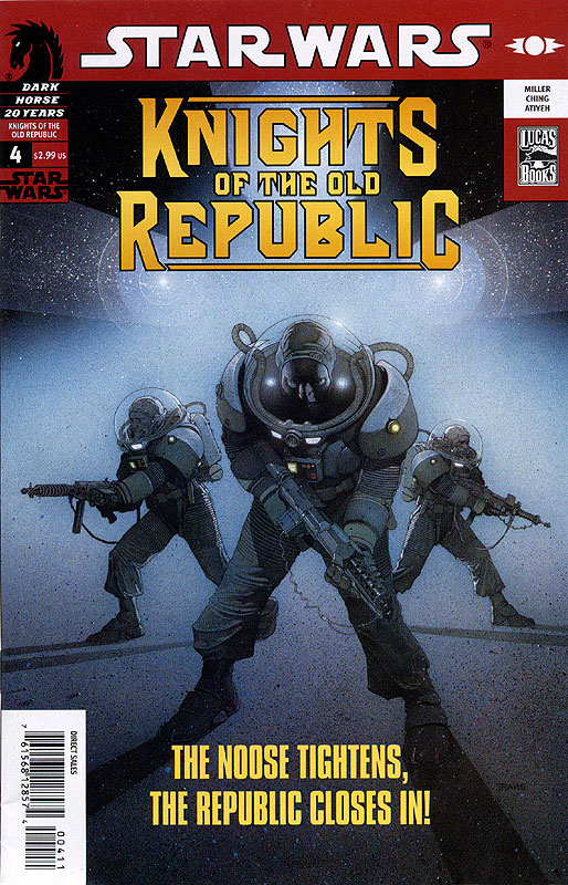 Knights of the Old Republic #4