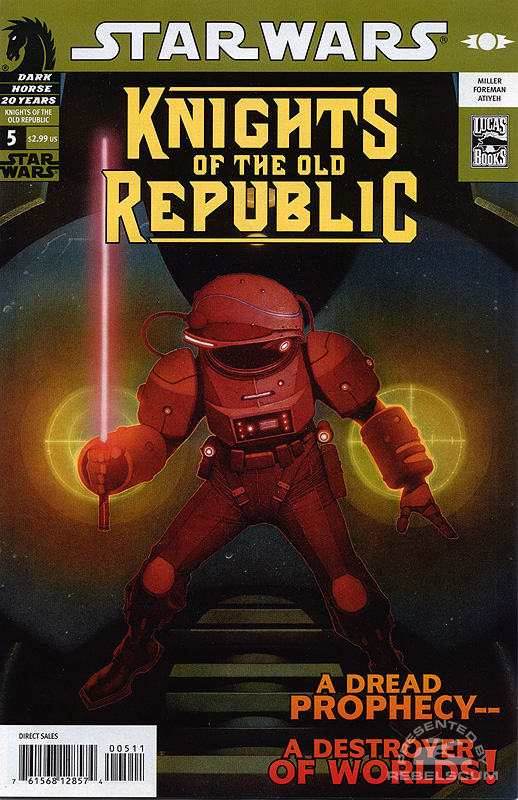 Knights of the Old Republic #5