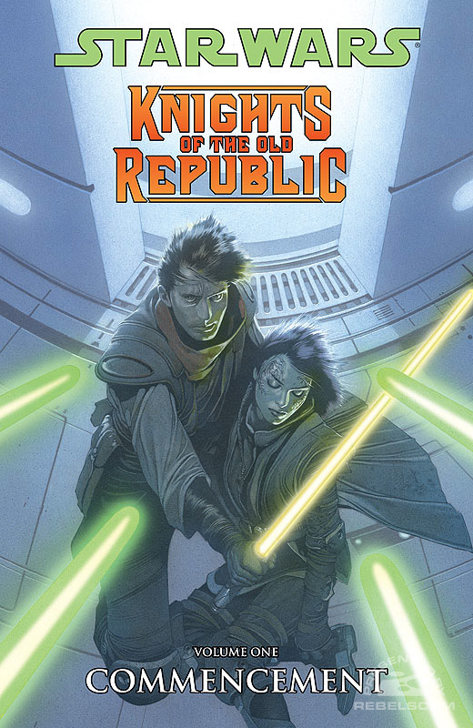 Knights of the Old Republic Trade Paperback #1