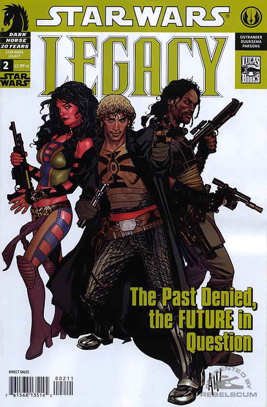 Legacy 2 (2nd Printing - November 2006)