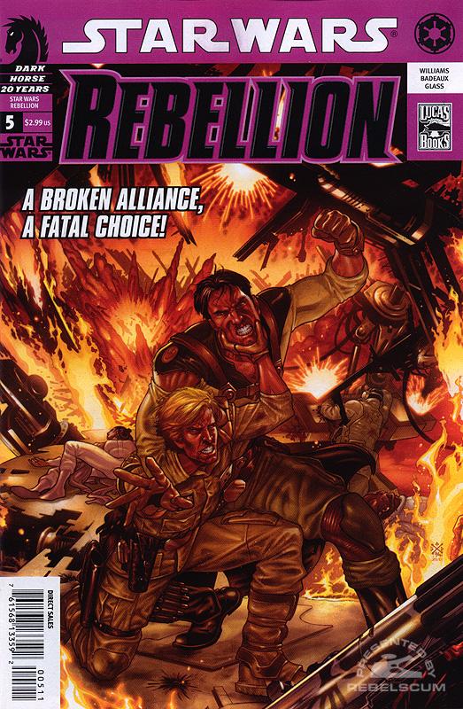 Rebellion #5