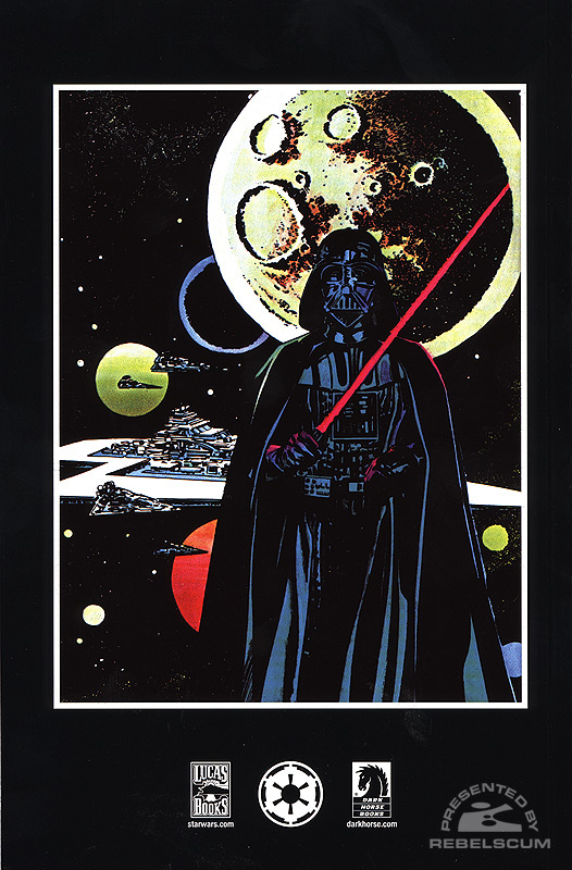 The Empire Strikes Back (Wal*Mart DVD) (back cover)