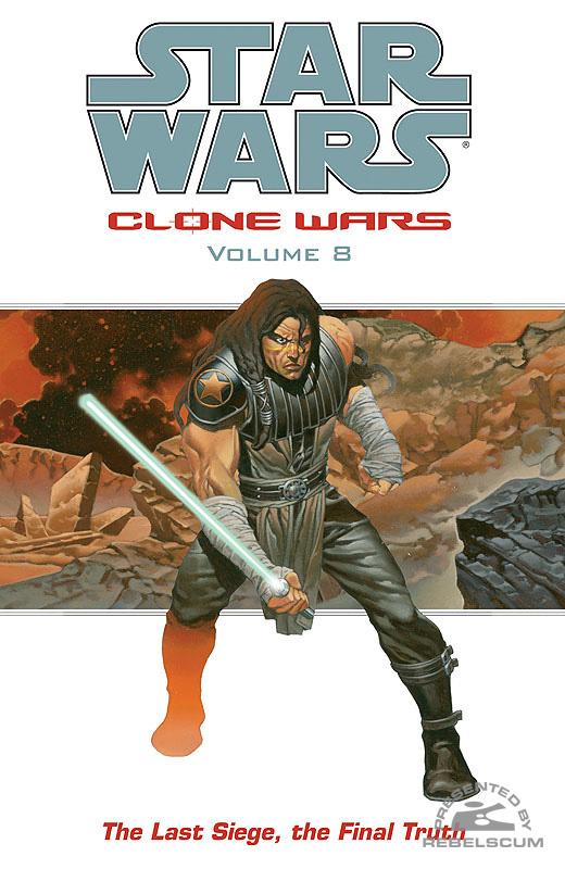 Clone Wars Trade Paperback #8