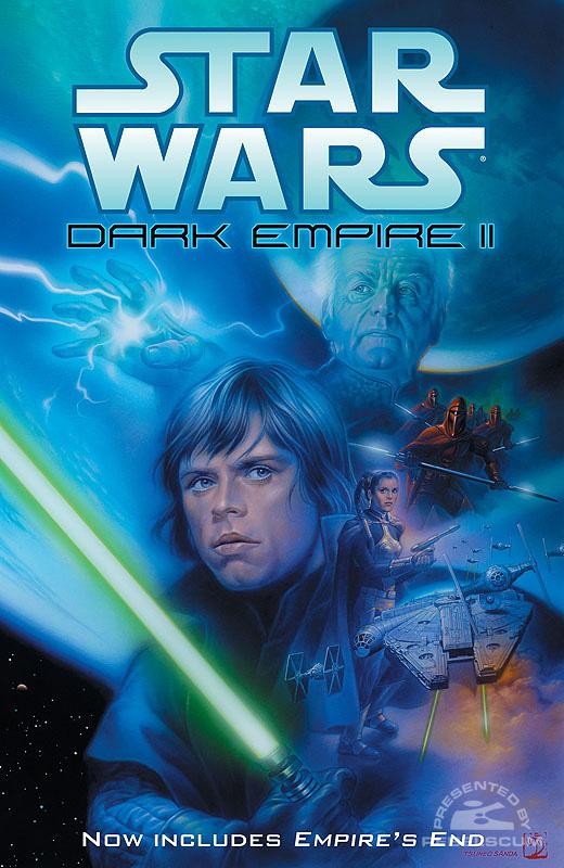 Dark Empire II Trade Paperback (2nd Edition)