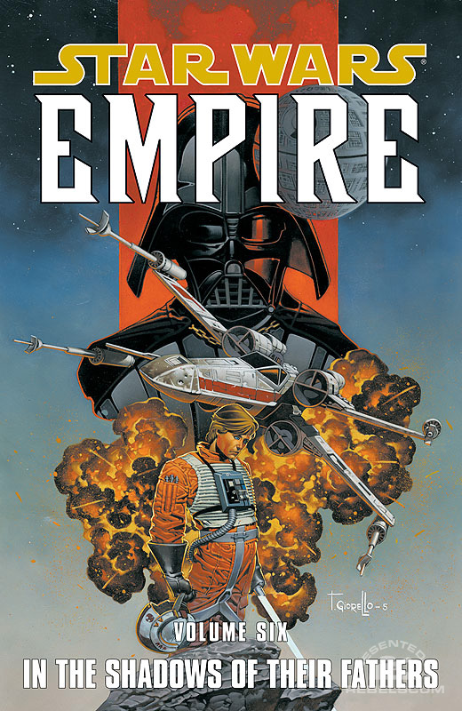 Empire Trade Paperback Vol. 6 - 'In The Shadows of Their Fathers'