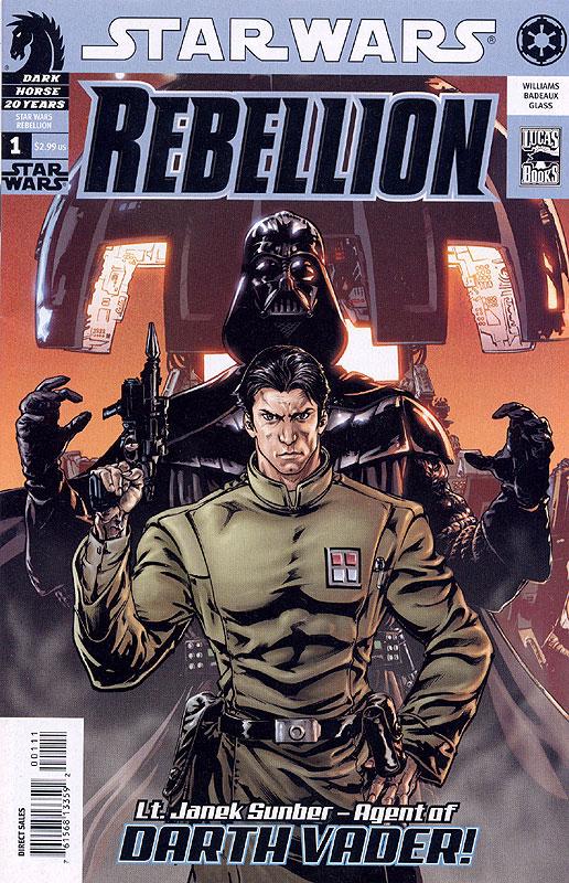 Rebellion #1