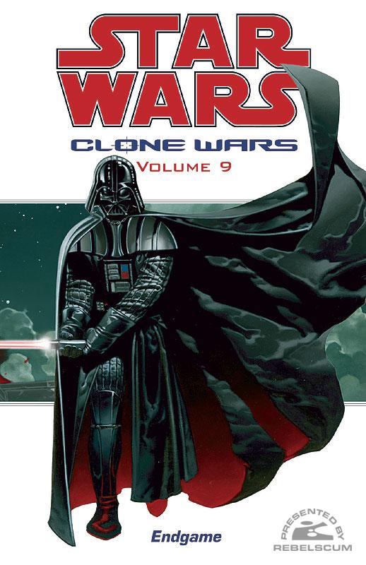 Clone Wars Trade Paperback #9