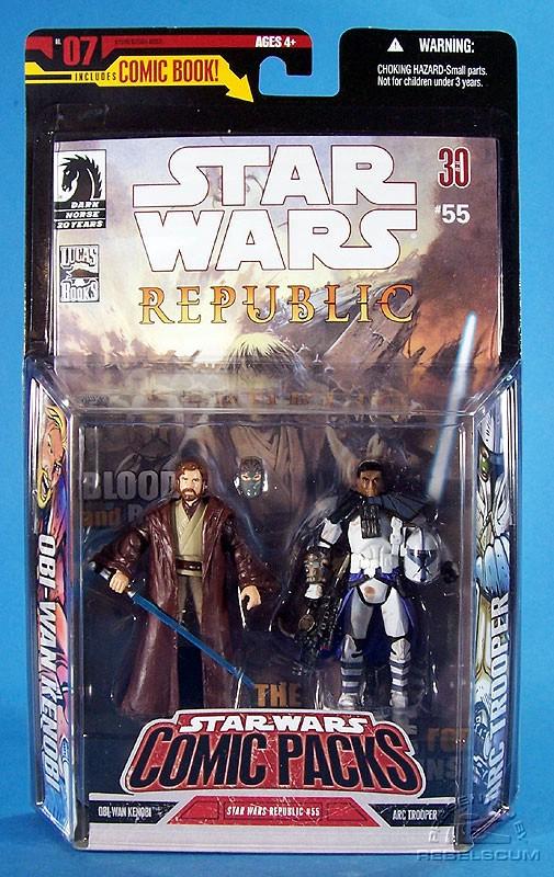 Star Wars: Comic Pack 6 Packaging