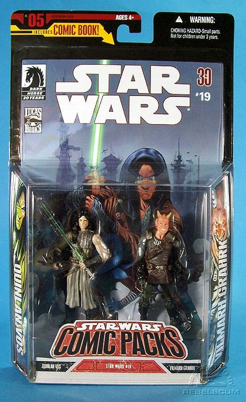 Star Wars: Comic Pack 7 Packaging