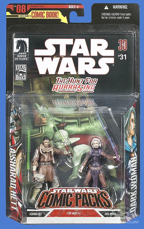Star Wars: Comic Pack 10 Packaging