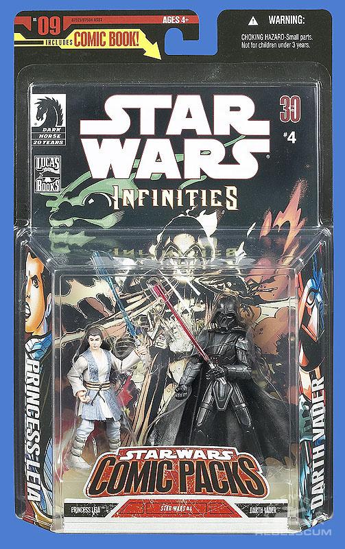 Star Wars: Comic Pack 8 Packaging