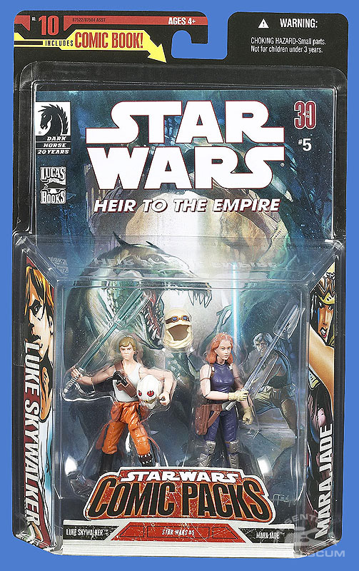 Star Wars: Comic Pack 9 Packaging