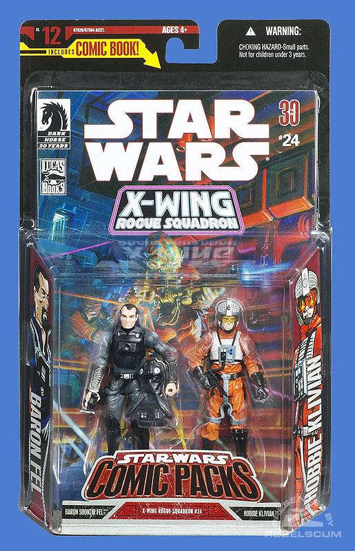 Star Wars: Comic Pack 12 Packaging
