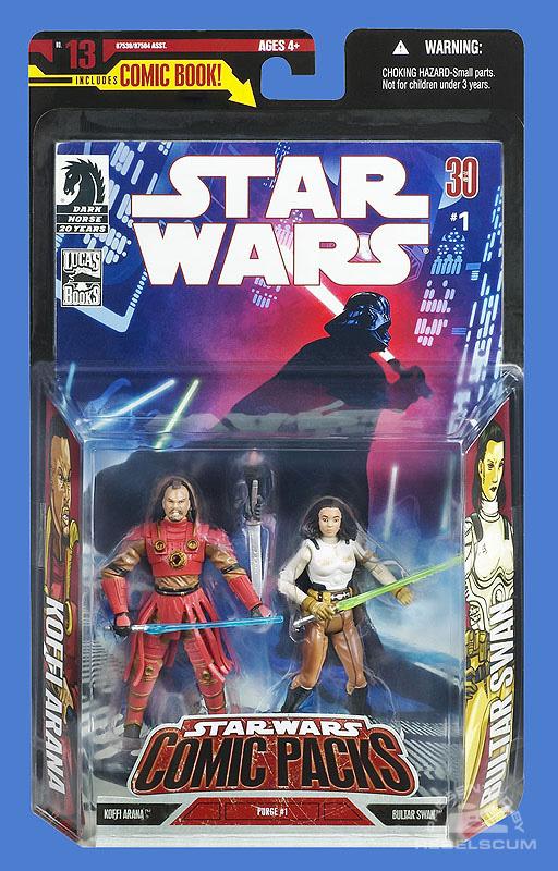 Star Wars: Comic Pack 13 Packaging