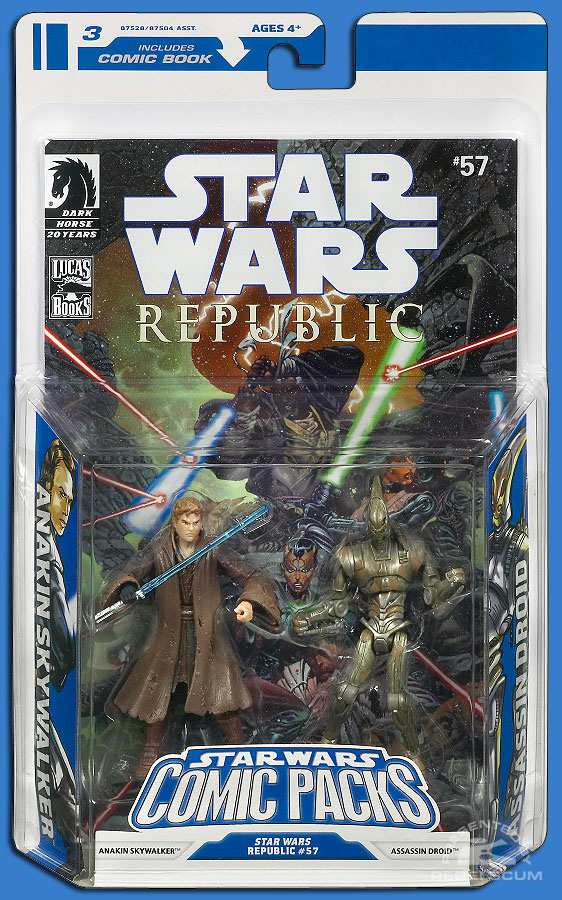 Star Wars: The Legacy Collection 08 Comic Pack 3 Packaging