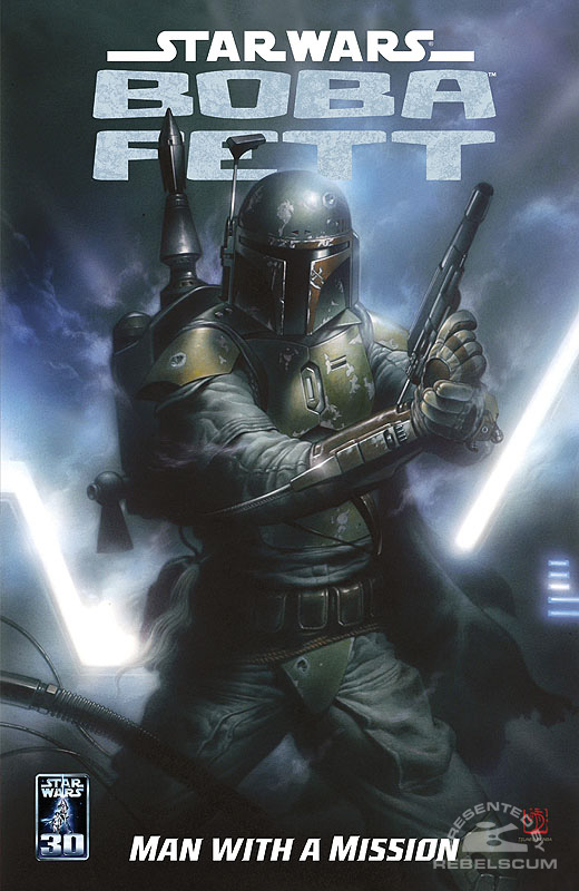 Boba Fett - Man With A Mission Trade Paperback (Collects Agent of Doom, Overkill, Empire 7,  Empire 28)