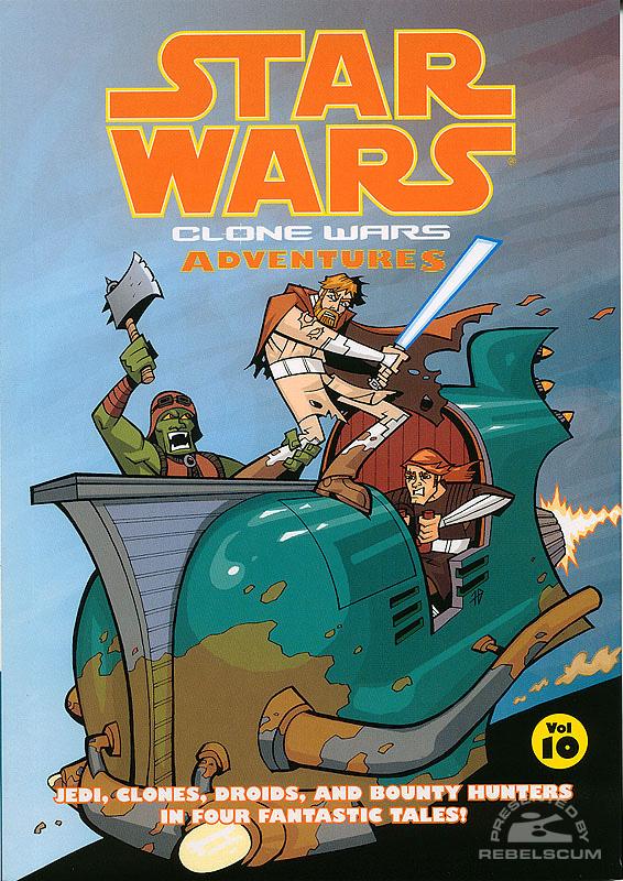 Clone Wars Adventures #10