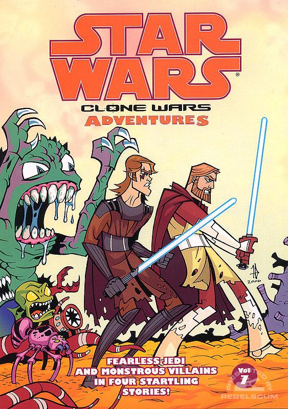 Clone Wars Adventures #7