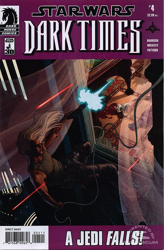 Dark Times #4