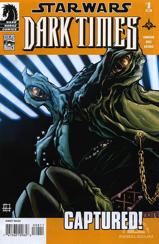 Dark Times #8