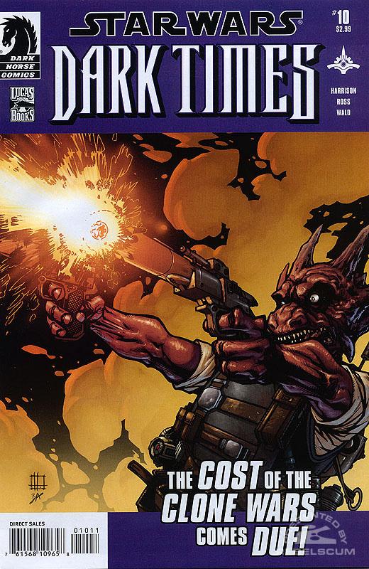 Dark Times #10
