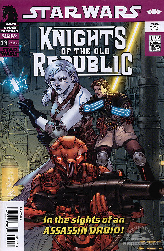 Knights of the Old Republic #13