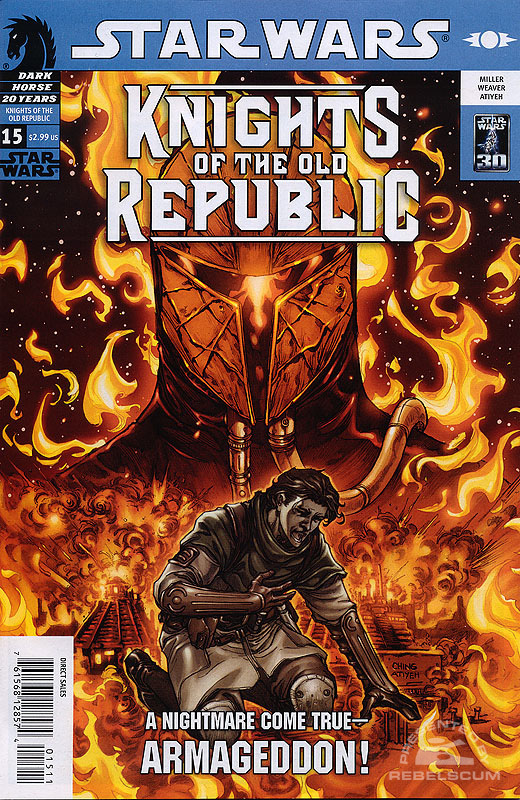 Knights of the Old Republic #15