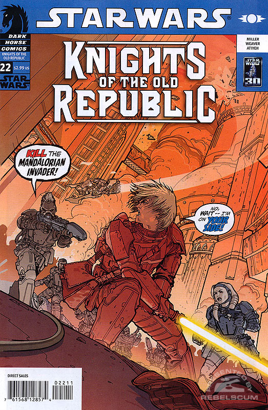Knights of the Old Republic #22