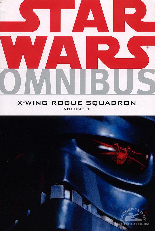 Star Wars Omnibus: X-Wing Rogue Squadron #3
