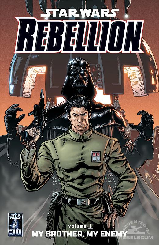 Rebellion Trade Paperback #1