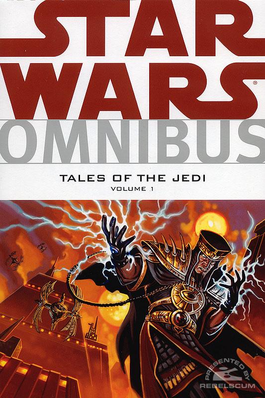 Star Wars Omnibus: Tales of The Jedi #1