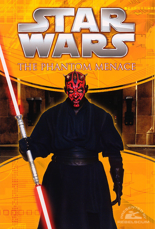 Episode I – The Phantom Menace Photo Comic