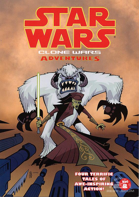 Clone Wars Adventures #8