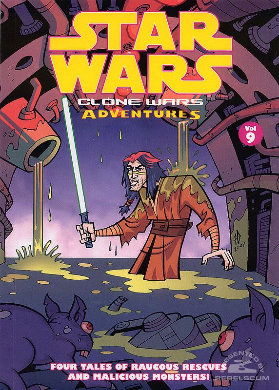 Clone Wars Adventures #9