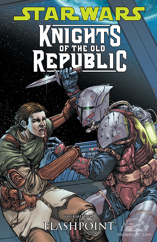 Knights of the Old Republic Trade Paperback #2