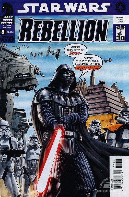 Rebellion #8