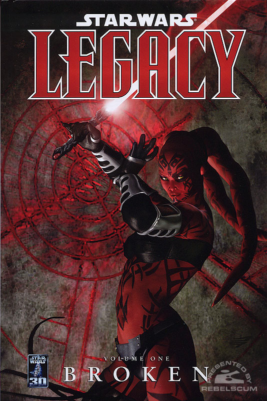 Legacy Exclusive Hardcover #1