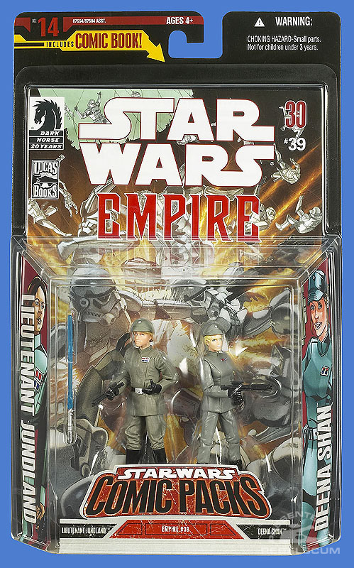 Star Wars: Comic Pack 14 Packaging