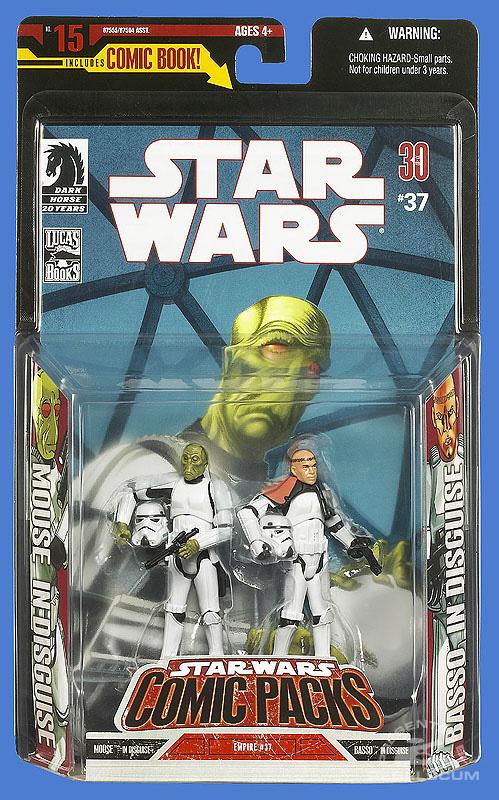 Star Wars: Comic Pack 15 Packaging