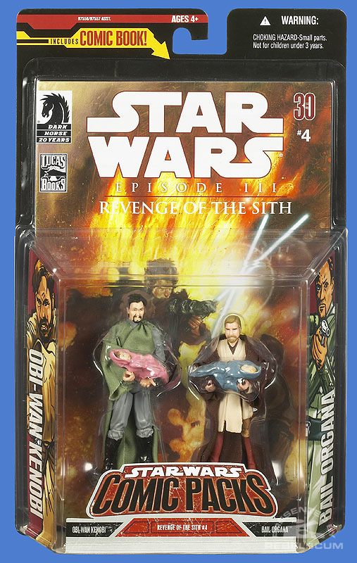 Star Wars: Comic Pack Wal*Mart Exclusive 1 Packaging
