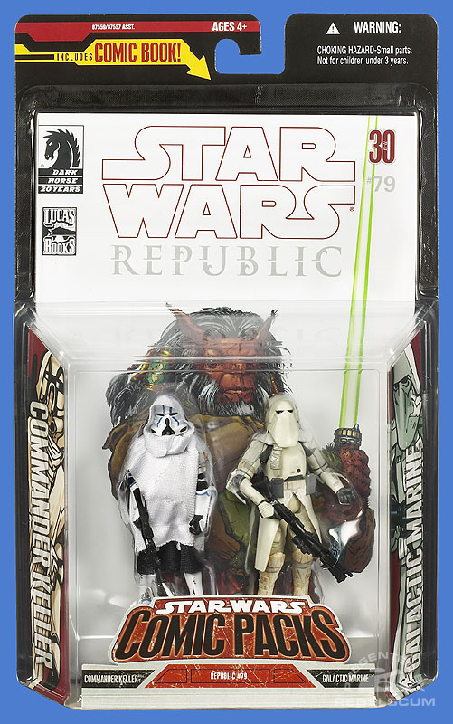 Star Wars: Comic Pack Wal*Mart Exclusive 2 Packaging