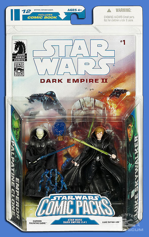 Star Wars: The Legacy Collection 08 Comic Pack 12 Packaging