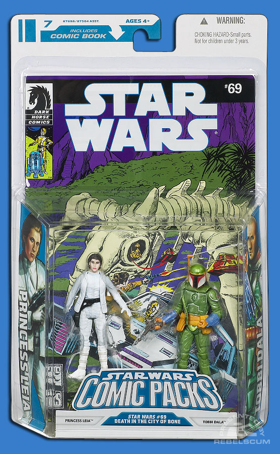 Star Wars: The Legacy Collection 08 Comic Pack 7 Packaging