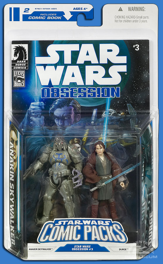 Star Wars: The Legacy Collection 08 Comic Pack 2 Packaging
